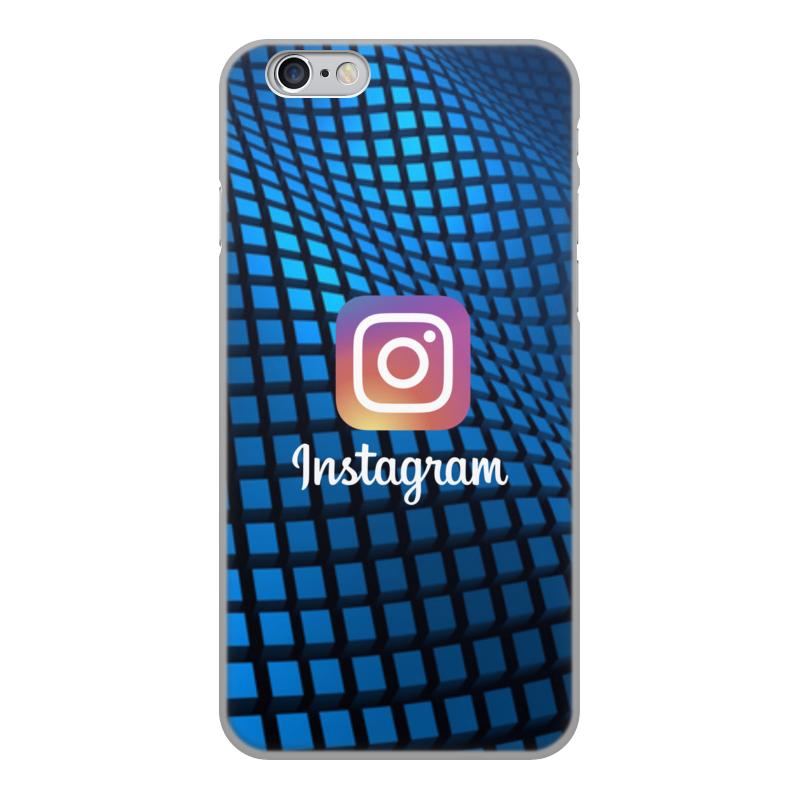 Printio Чехол для iPhone 6, объёмная печать Instagram чехол