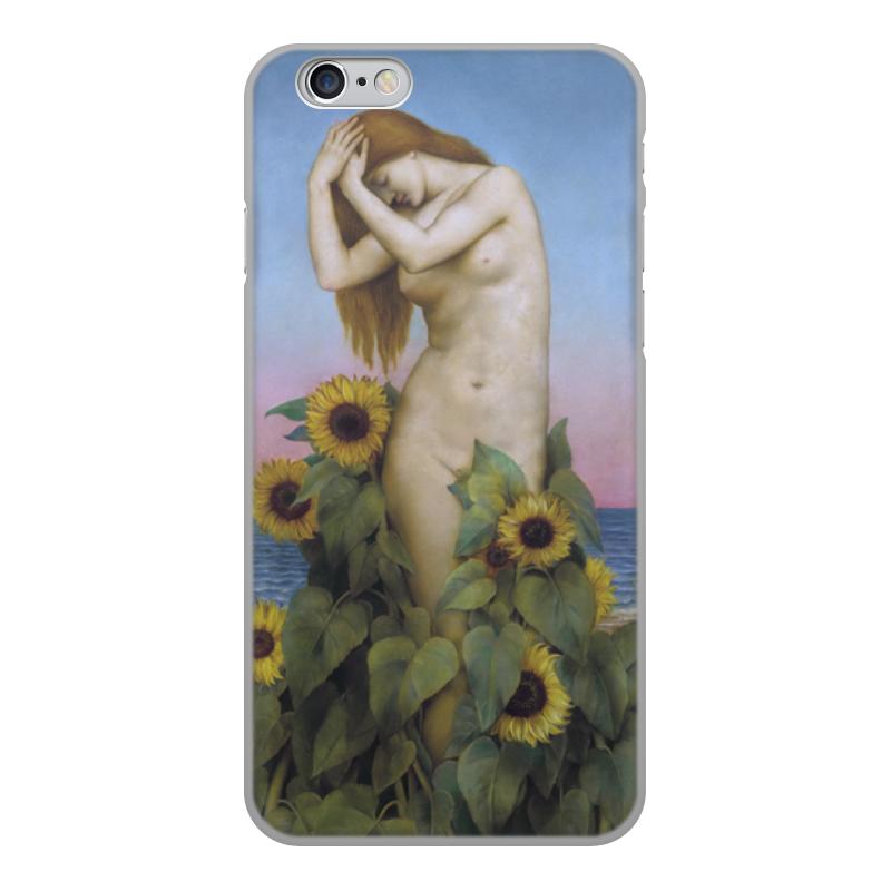 Printio Чехол для iPhone 6, объёмная печать Клития (эвелин де морган)