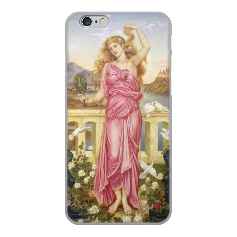 Printio Чехол для iPhone 6, объёмная печать Елена троянская (эвелин де морган)