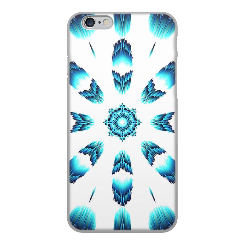 Printio Чехол для iPhone 6, объёмная печать Костер альт