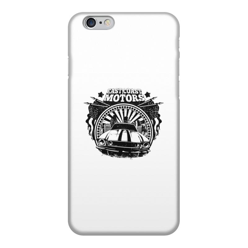 Printio Чехол для iPhone 6, объёмная печать East coast motors printio чехол для iphone 6 объёмная печать east coast motors