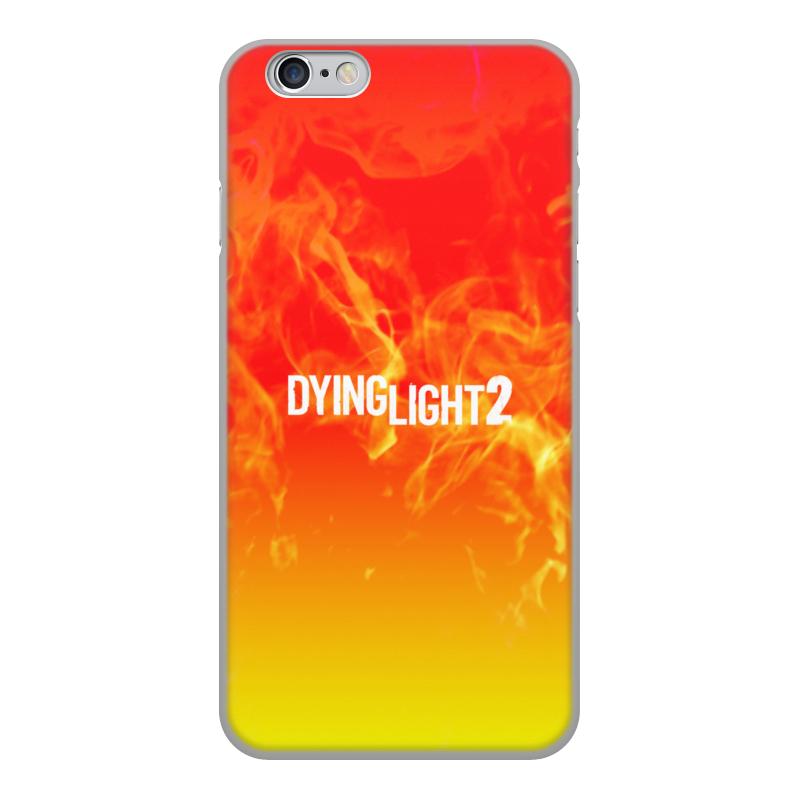 Printio Чехол для iPhone 6, объёмная печать Dying light чехол