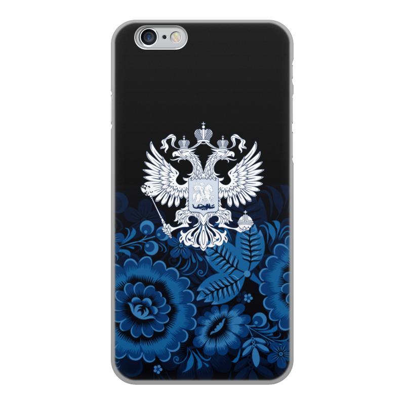 Printio Чехол для iPhone 6, объёмная печать Россия