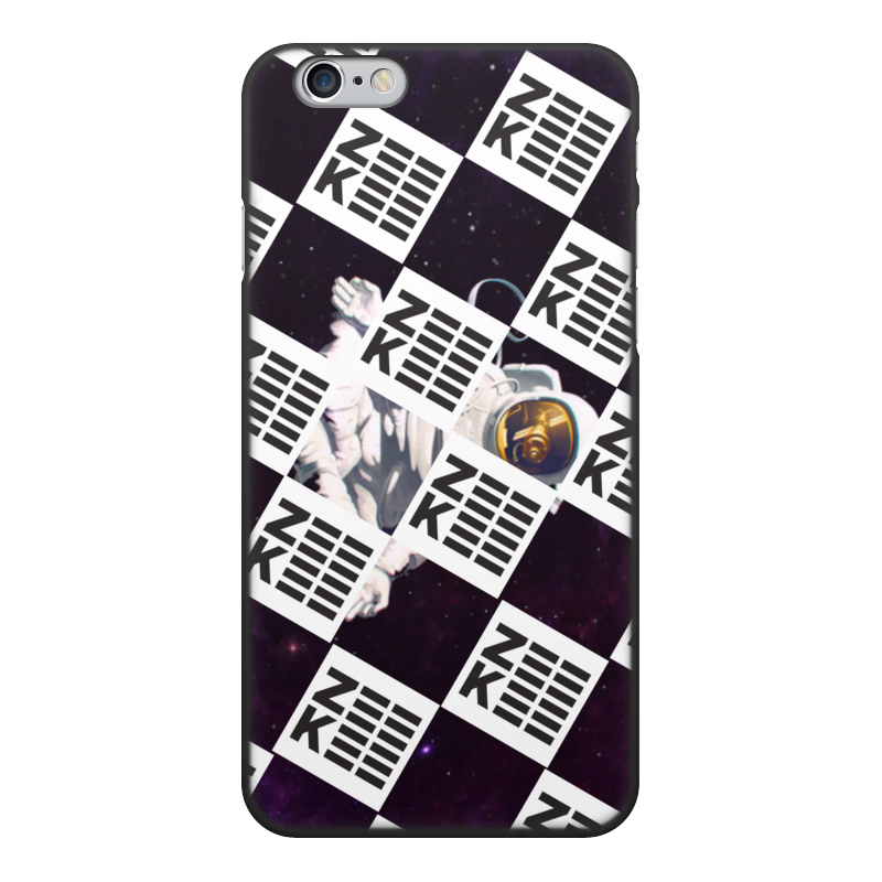 Printio Чехол для iPhone 6, объёмная печать Zeekee