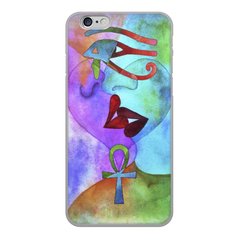 Printio Чехол для iPhone 6, объёмная печать Бесконечная любовь