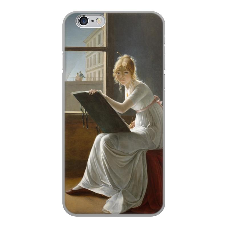 Фото - Printio Чехол для iPhone 6, объёмная печать Портрет молодой женщины (мари-дениз вильер) printio чехол для iphone x xs объёмная печать портрет молодой женщины боттичелли
