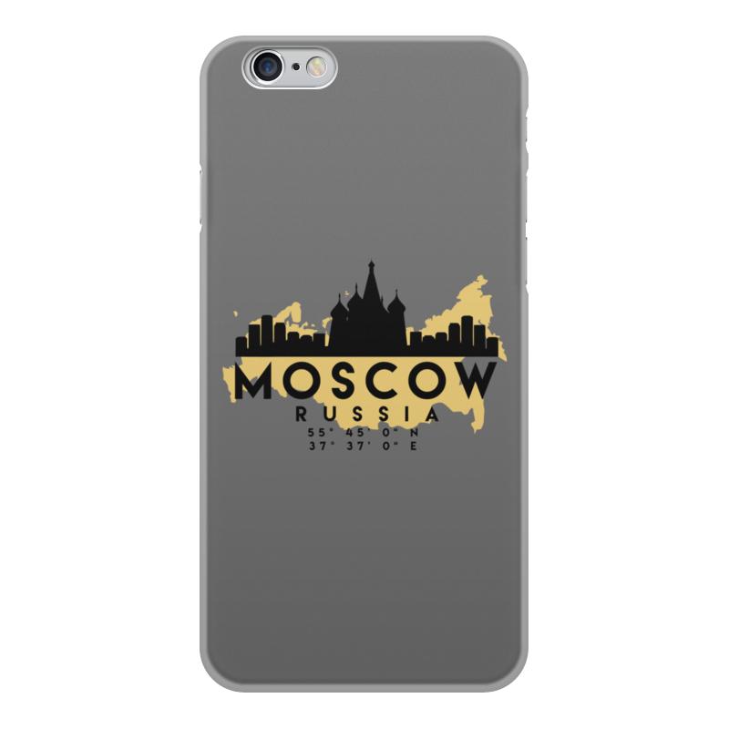 Printio Чехол для iPhone 6, объёмная печать Москва (россия)