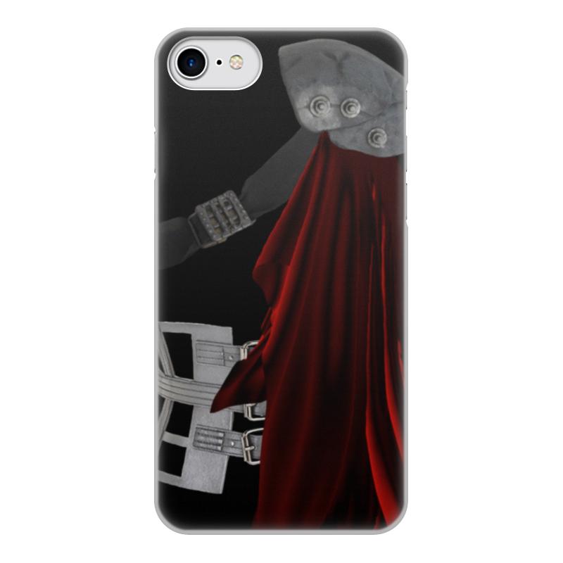 Printio Чехол для iPhone 7, объёмная печать Чехол лекса чехол