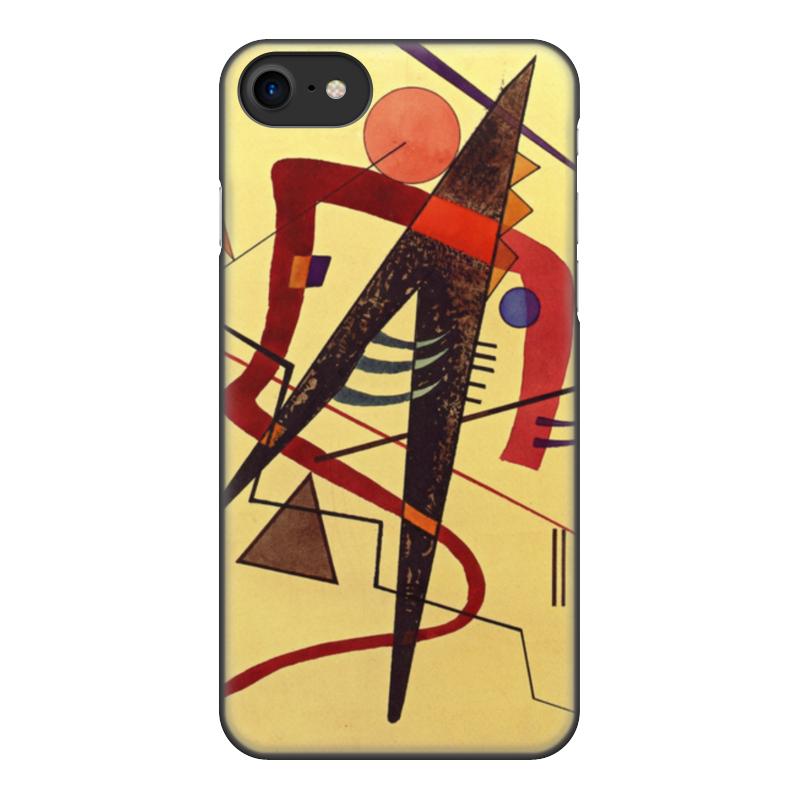 Фото - Printio Чехол для iPhone 7, объёмная печать Тепло (пауль клее) printio чехол для iphone 8 plus объёмная печать тепло пауль клее