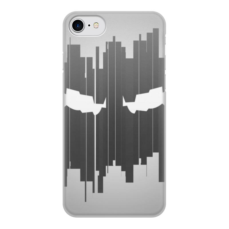 Printio Чехол для iPhone 7, объёмная печать Vigil чехол