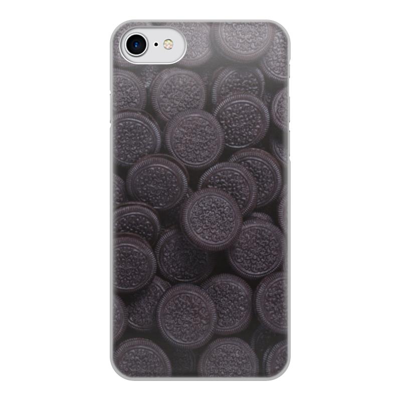Printio Чехол для iPhone 7, объёмная печать Орео