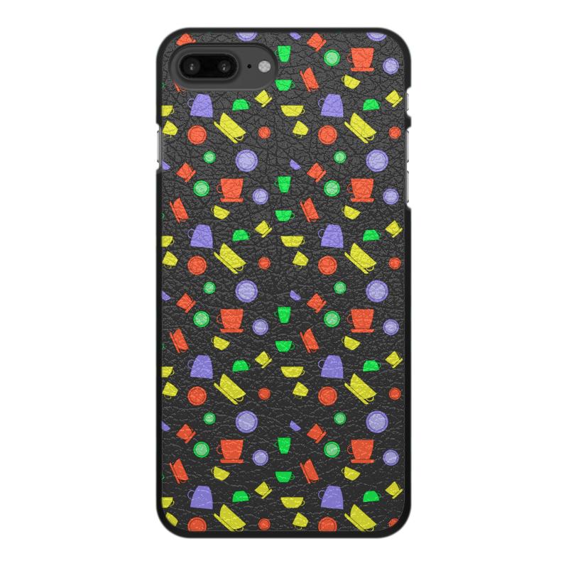 Printio Чехол для iPhone 7 Plus, объёмная печать Чашки printio чехол для iphone 7 plus объёмная печать айфон