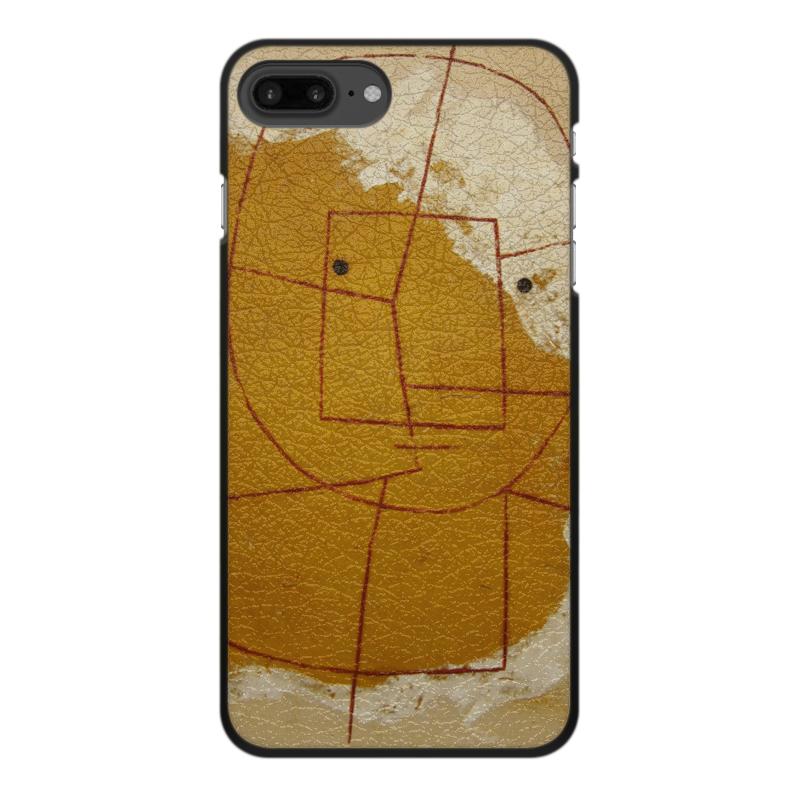 Фото - Printio Чехол для iPhone 7 Plus, объёмная печать Тот, кто понимает (пауль клее) printio чехол для iphone 8 plus объёмная печать тепло пауль клее