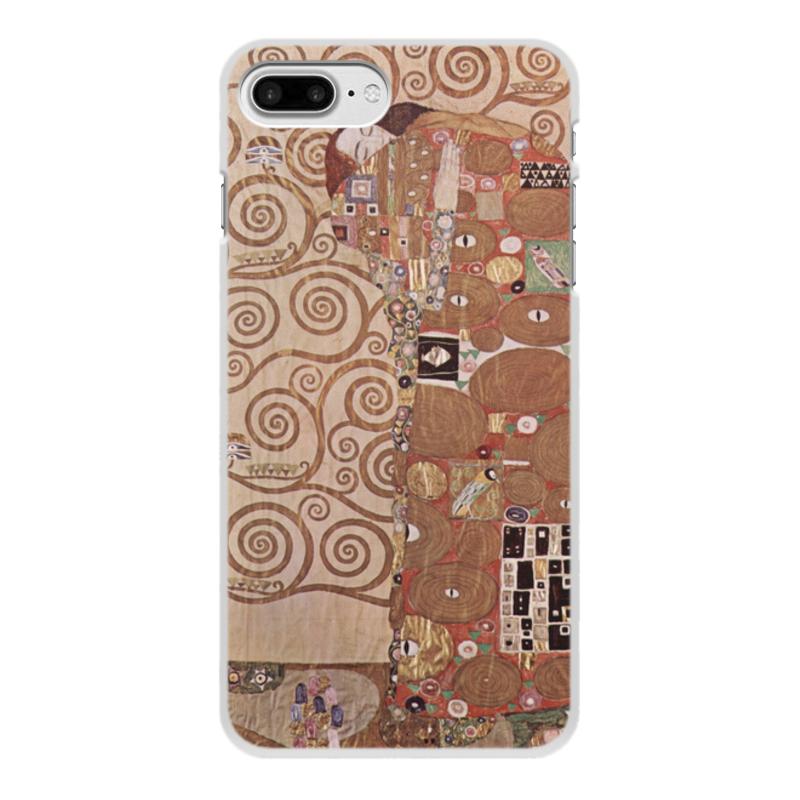 Printio Чехол для iPhone 7 Plus, объёмная печать Свершение (густав климт) чехол для iphone 7 глянцевый printio the love of my life