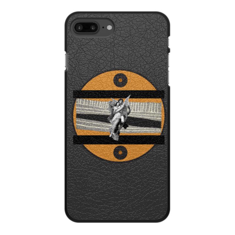 Printio Чехол для iPhone 7 Plus, объёмная печать Любовь printio чехол для iphone 7 plus объёмная печать айфон