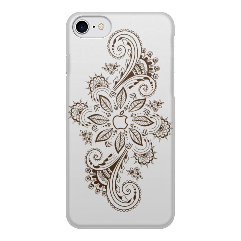 Printio Чехол для iPhone 8, объёмная печать Mehdi