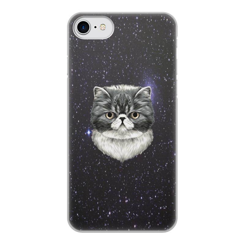 Printio Чехол для iPhone 8, объёмная печать Звезды