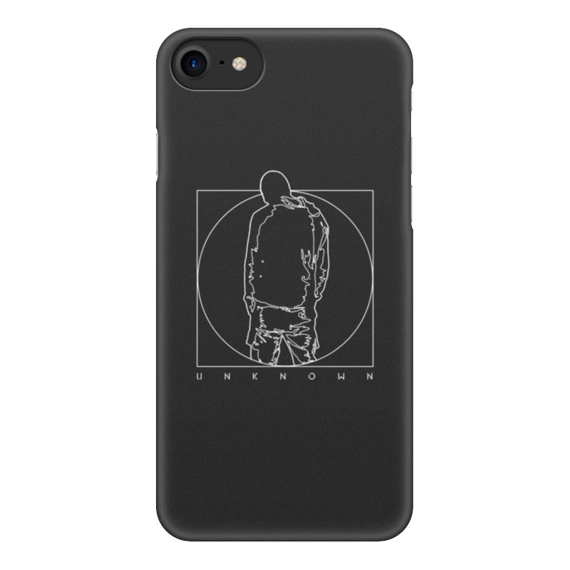 Printio Чехол для iPhone 8, объёмная печать Unknown printio чехол для iphone 6 объёмная печать unknown