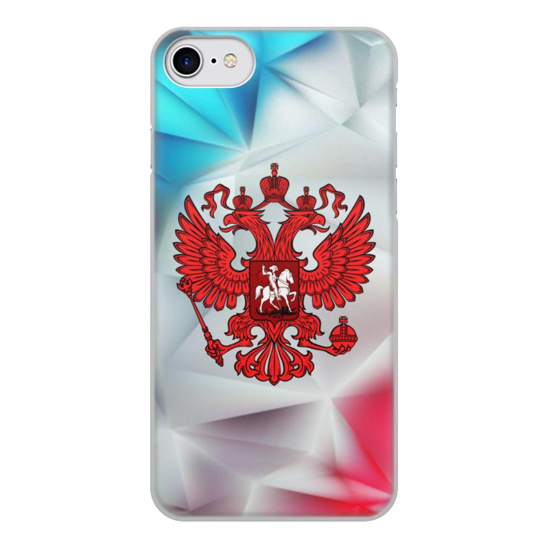 Printio Чехол для iPhone 8, объёмная печать Россия