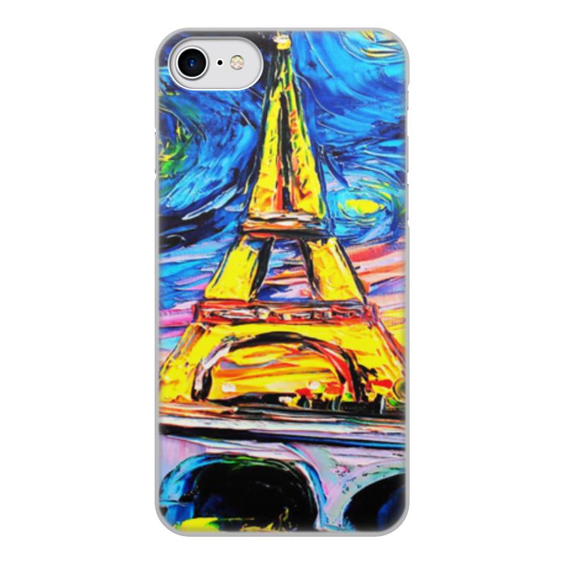 Printio Чехол для iPhone 8, объёмная печать Van gogh чехол