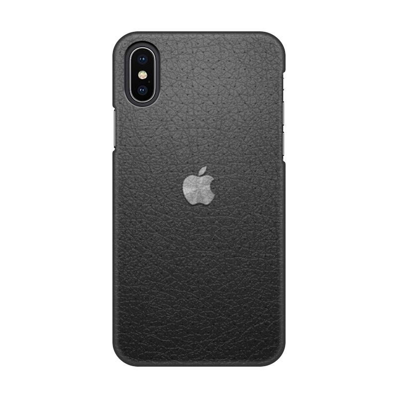 Printio Чехол для iPhone X/XS, объёмная печать Айфон