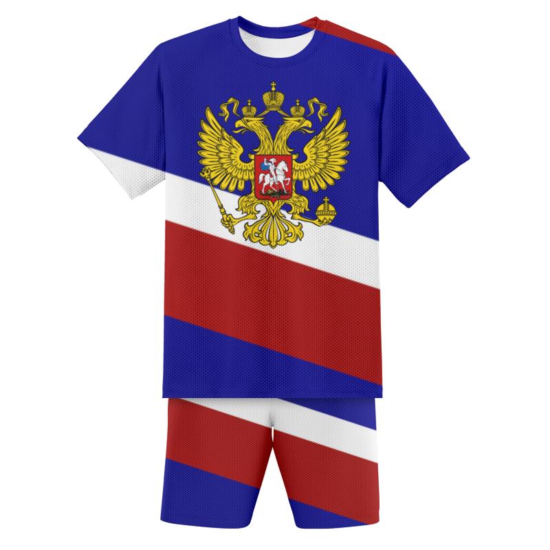 Printio Футбольная форма детская Russia