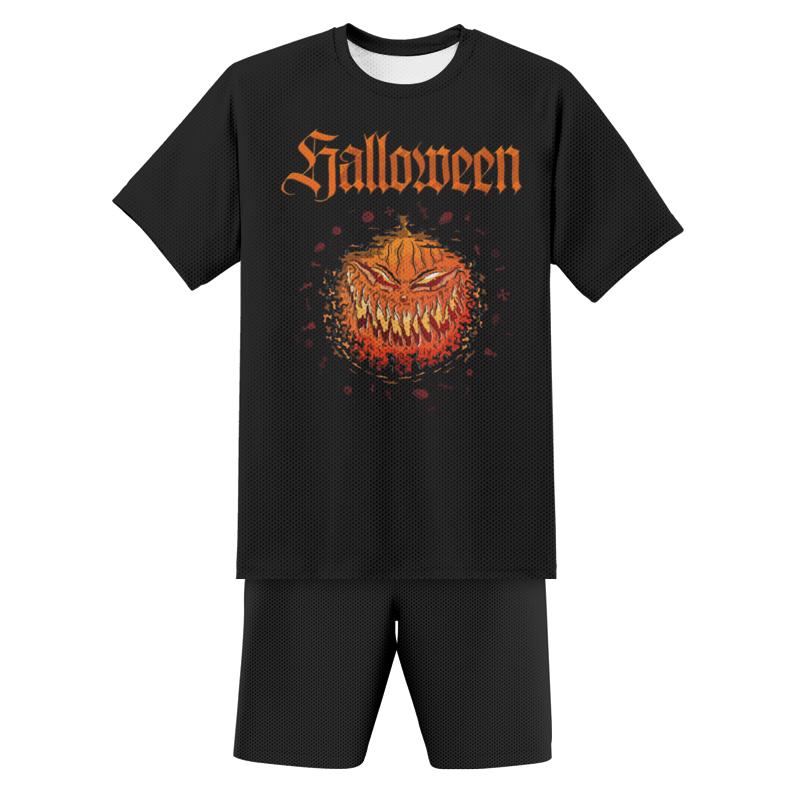 Printio Футбольная форма детская Halloween
