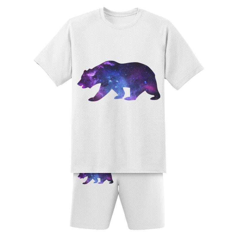 Printio Футбольная форма детская Медведь