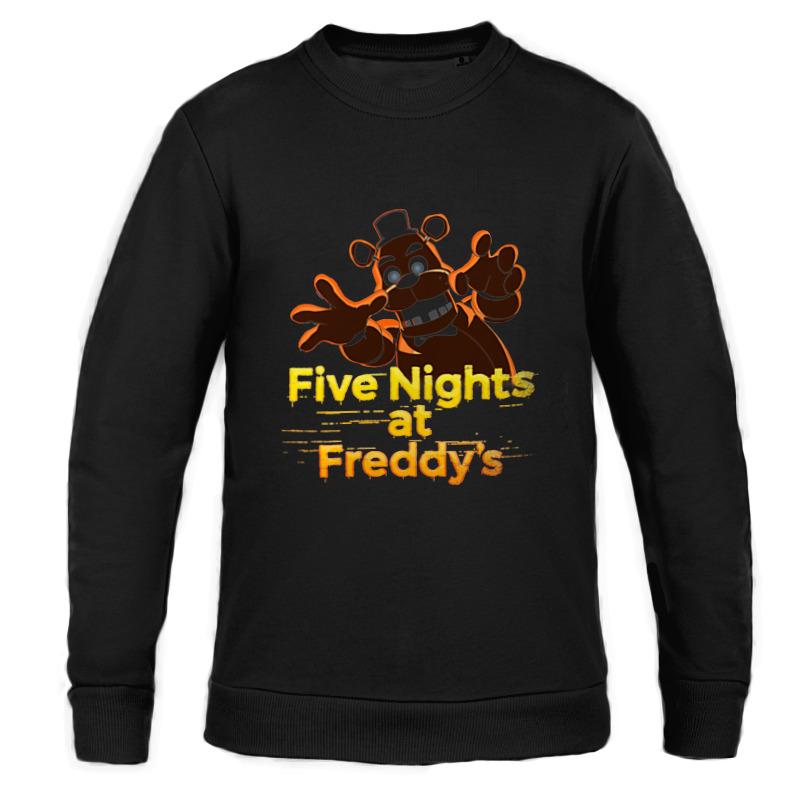 Printio Свитшот детский ✪five nights at freddy's✪
