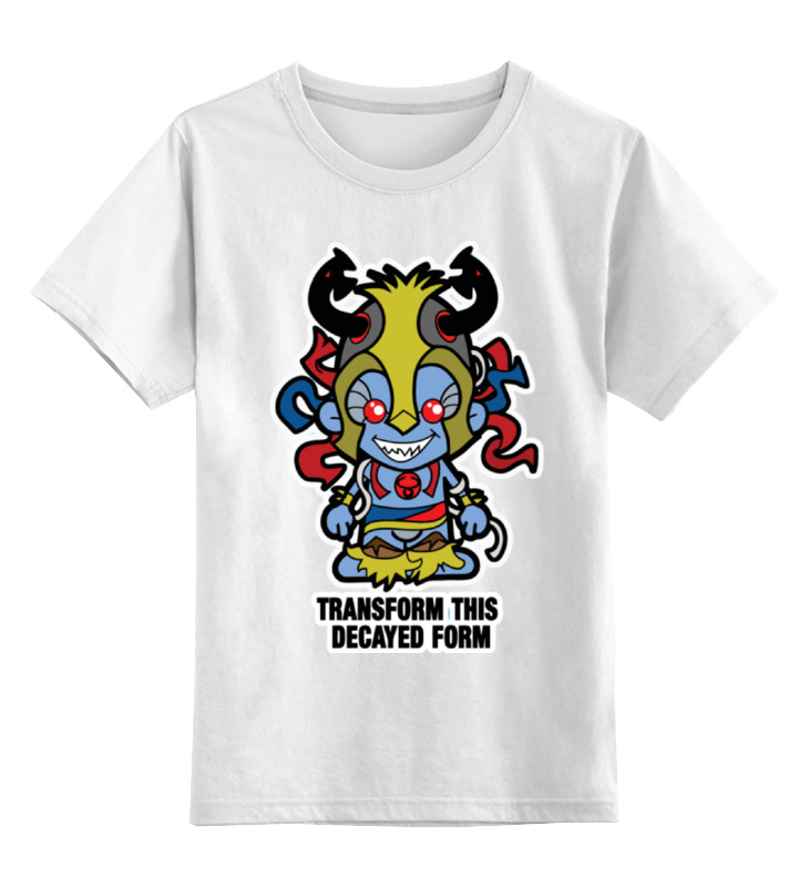 Printio Детская футболка классическая унисекс Mumm-ra (громокошки) printio детская футболка классическая унисекс mumm ra