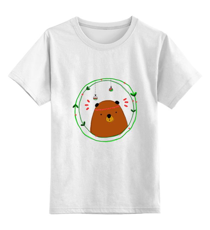 Printio Детская футболка классическая унисекс Mishka