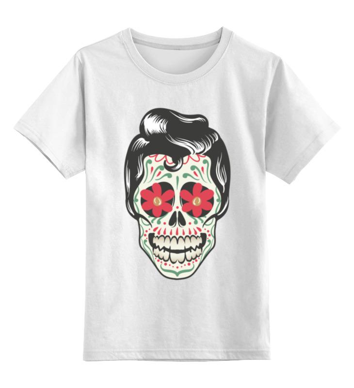 Printio Детская футболка классическая унисекс Мексиканец