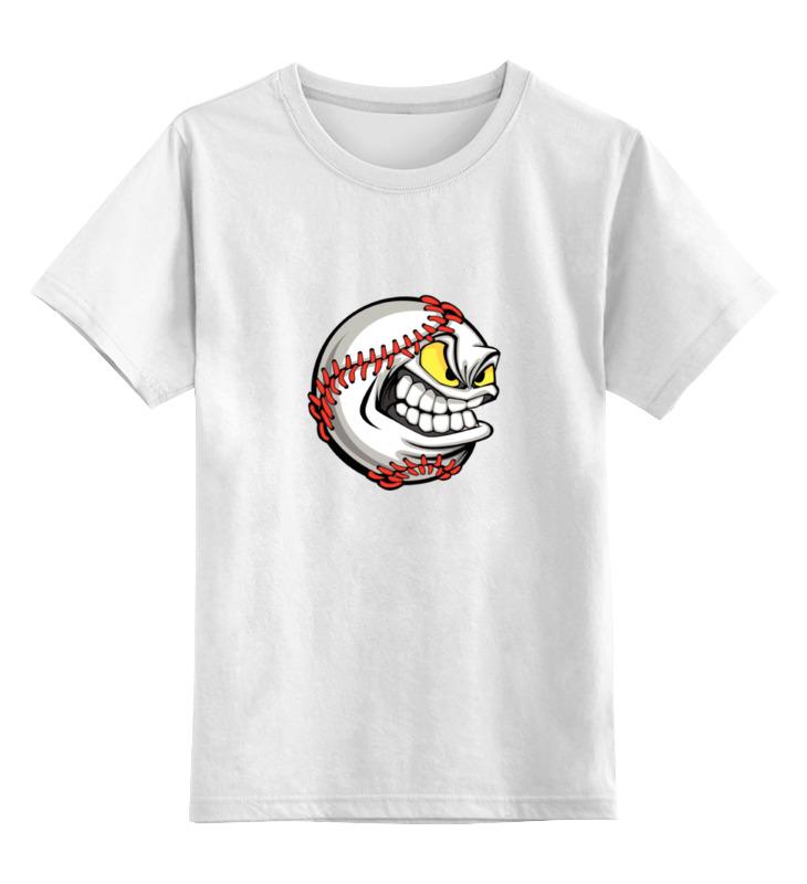 Printio Детская футболка классическая унисекс Бейсбол