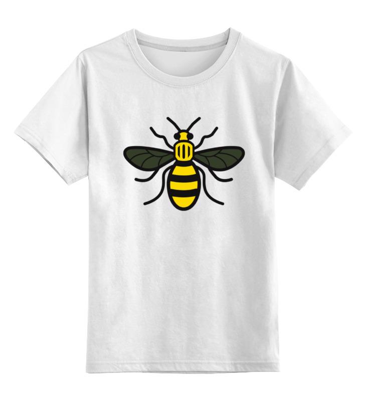 Printio Детская футболка классическая унисекс Пчела (оса)