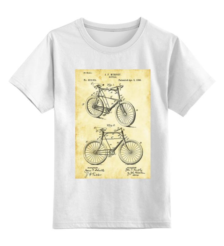 Фото - Printio Детская футболка классическая унисекс Велосипед printio футболка классическая велосипед