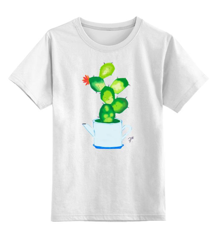 Printio Детская футболка классическая унисекс Домашнее растение