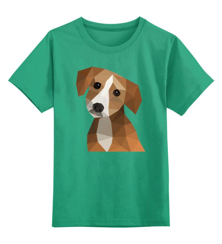 Printio Детская футболка классическая унисекс Милый щенок