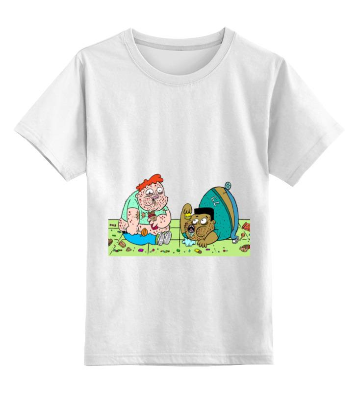 Printio Детская футболка классическая унисекс Мерзкие дети