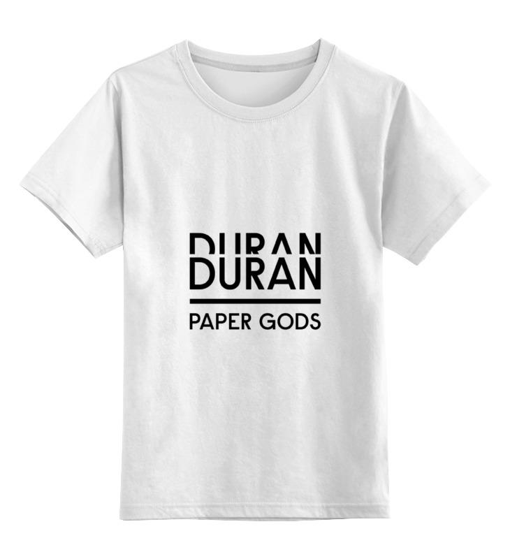 duran duran duran duran big thing Printio Детская футболка классическая унисекс Duran duran