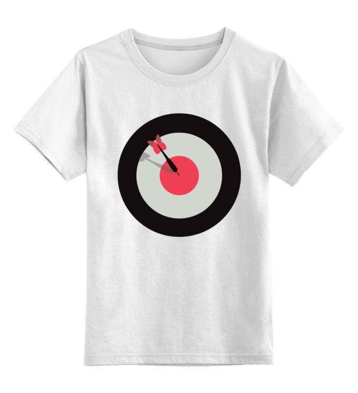 Printio Детская футболка классическая унисекс Дартс
