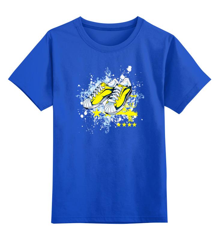 Printio Детская футболка классическая унисекс Спортивная обувь