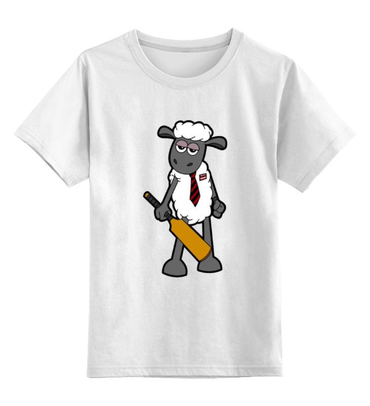 Фото - Printio Детская футболка классическая унисекс Модная овечка printio футболка классическая овечка