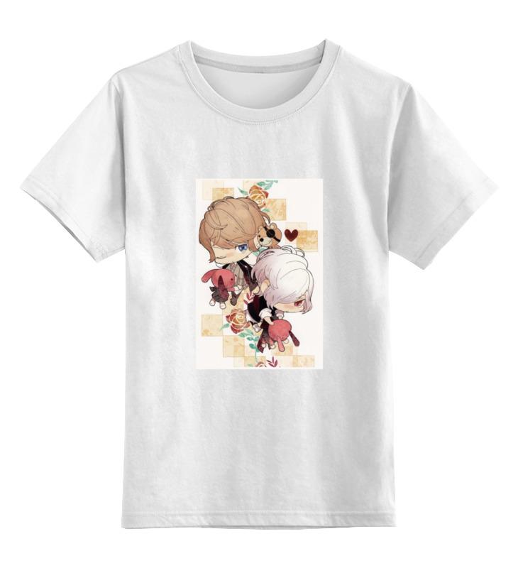 Printio Детская футболка классическая унисекс Шу и субару