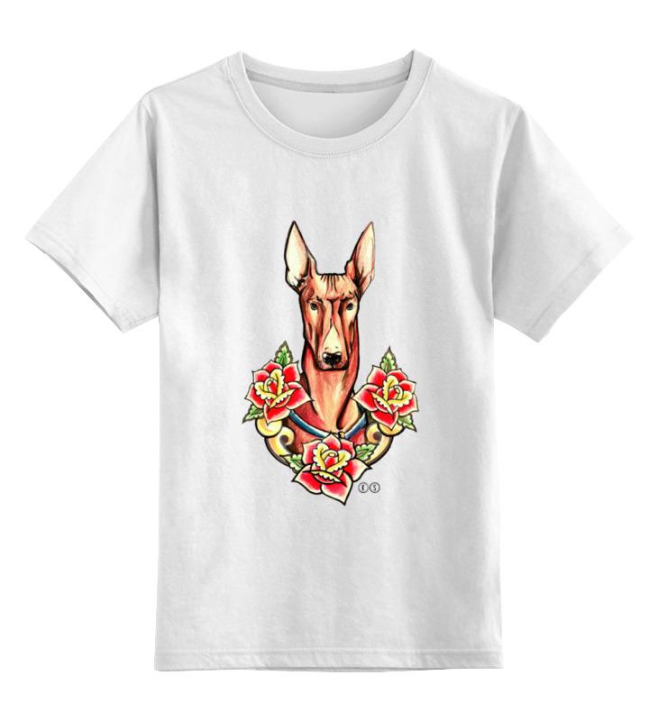Printio Детская футболка классическая унисекс Фараон тч