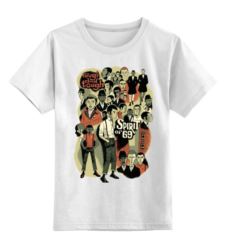 Printio Детская футболка классическая унисекс The spirit of 69