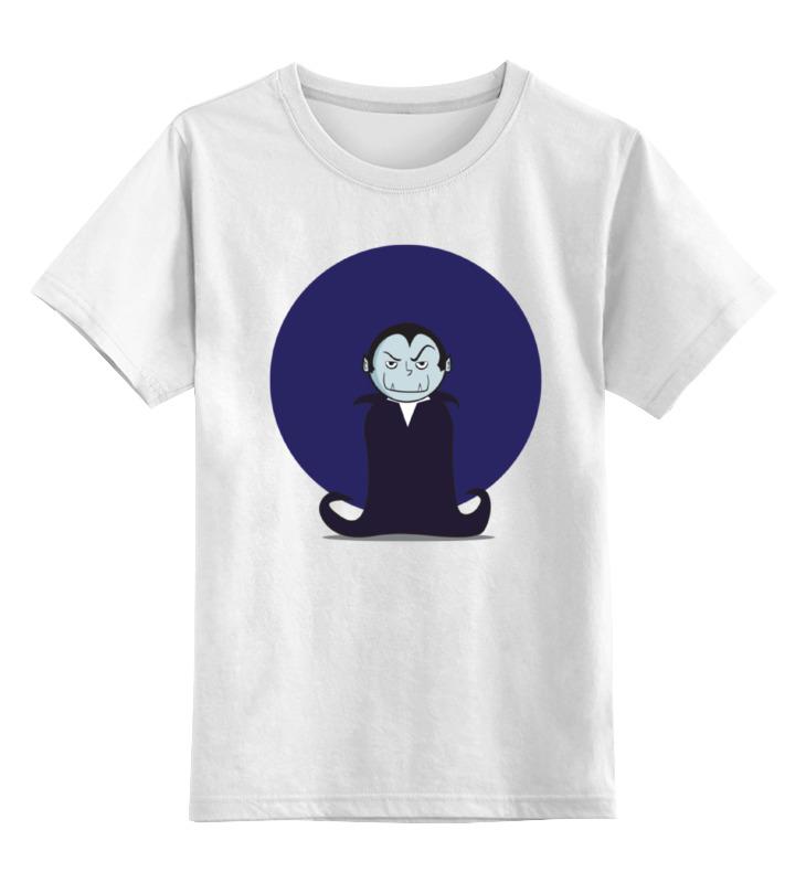 Printio Детская футболка классическая унисекс Дракула