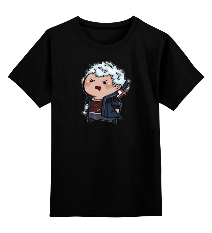 Printio Детская футболка классическая унисекс Devil may cry