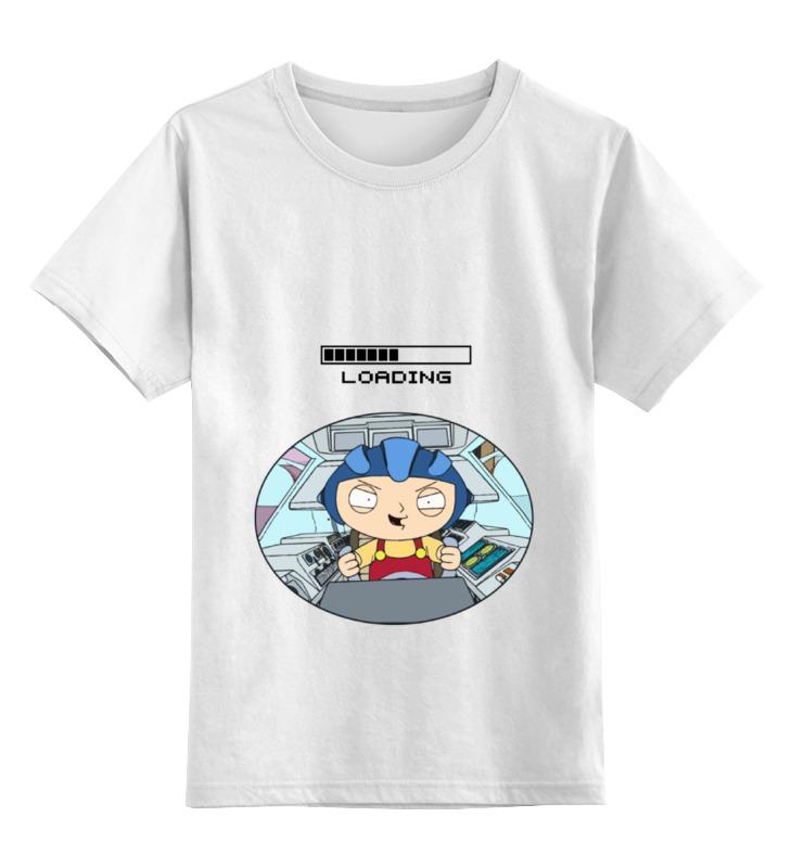Printio Детская футболка классическая унисекс Baby loading
