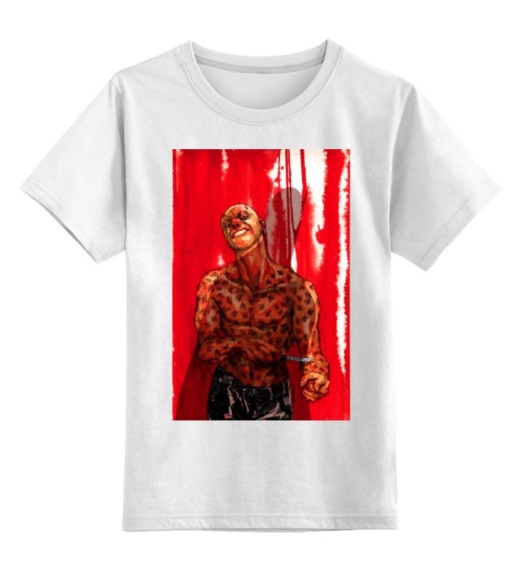 Printio Детская футболка классическая унисекс Виктор зсасз