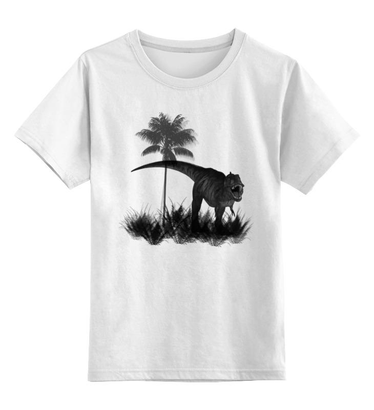 Printio Детская футболка классическая унисекс Юрский парк